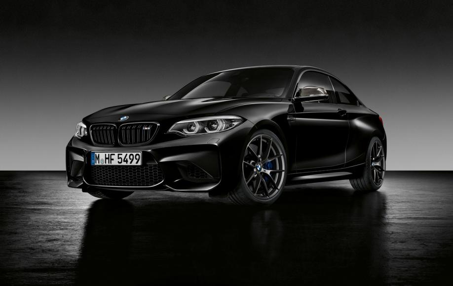 BMW M2 Coupe Edition Black Shadow (2)
