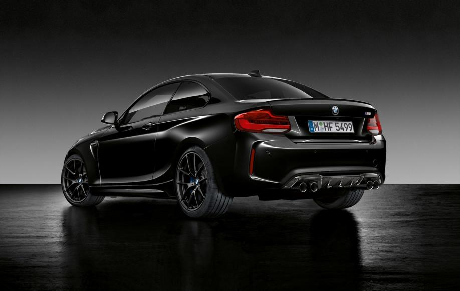 BMW M2 Coupe Edition Black Shadow (3)