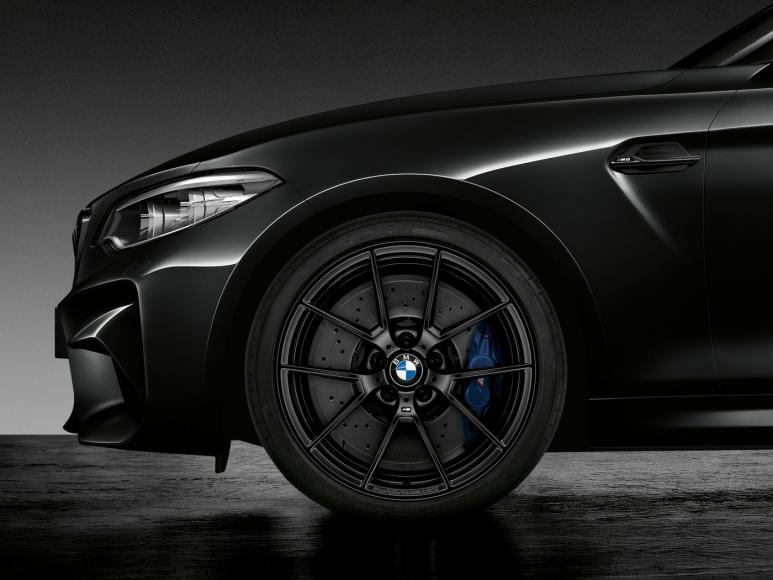 BMW M2 Coupe Edition Black Shadow (6)