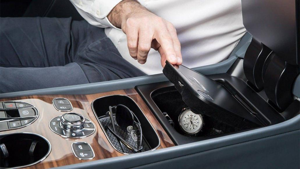Bentley biometric storage system (4)
