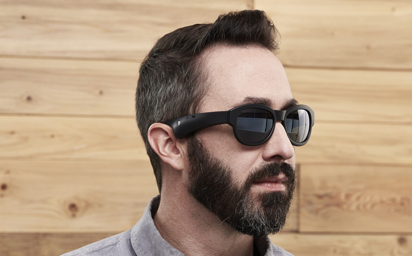 Bose has unveiled sunglasses that have speakers for augmented reality -