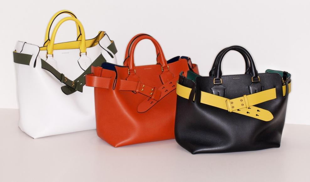 Burberry 2018 collection - The Belt Bag_001