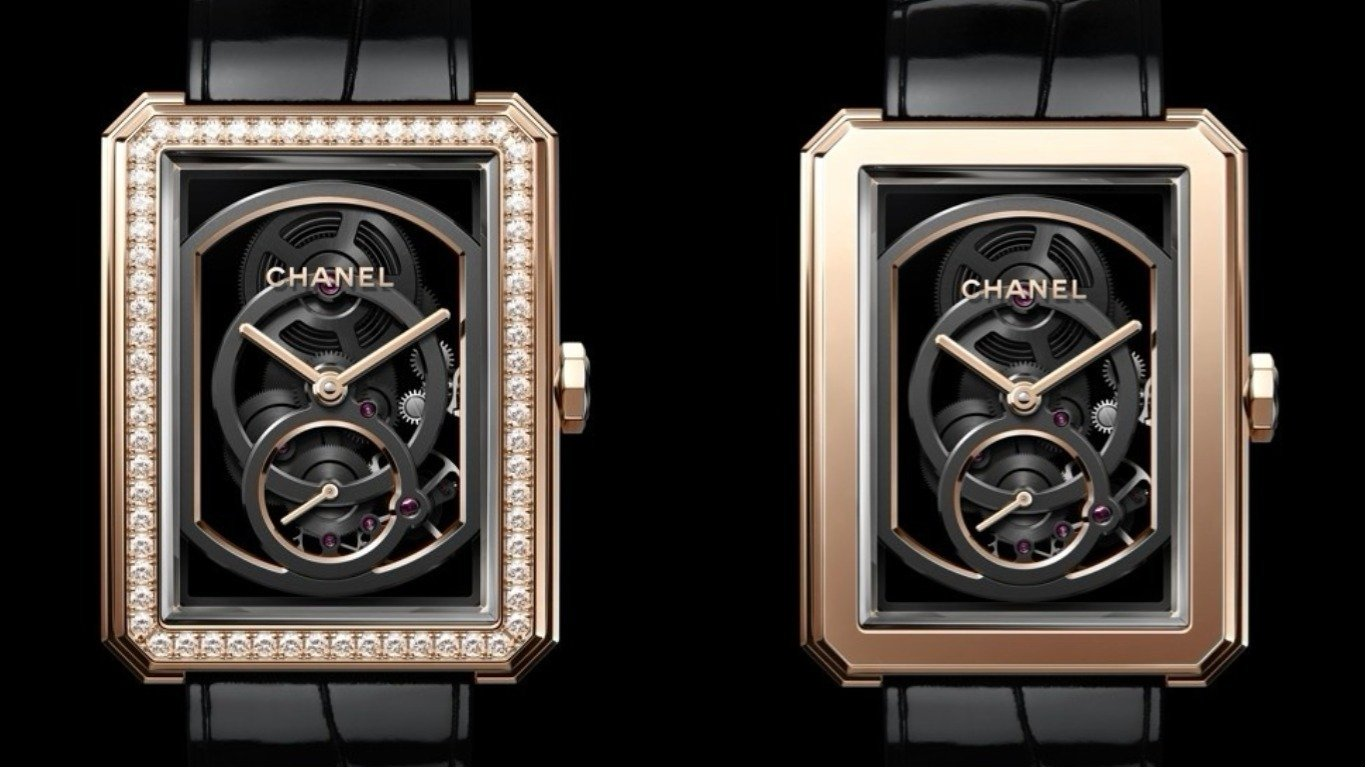 Baselworld Update Chanel Makes A Splash With Their New