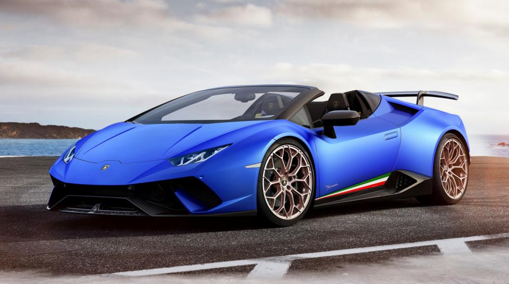 Lamborghini Huracan Performante Spyder (1)