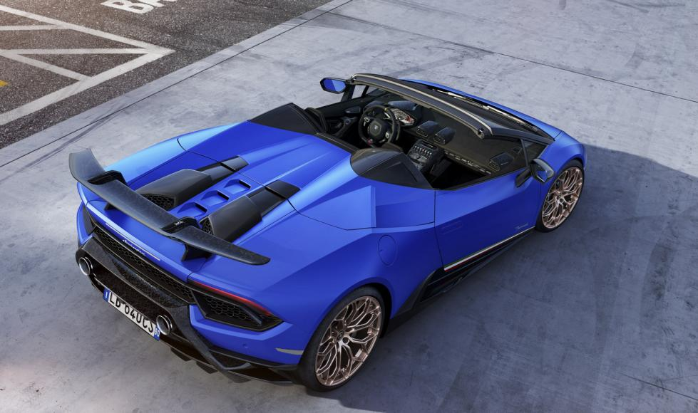 Lamborghini Huracan Performante Spyder (5)