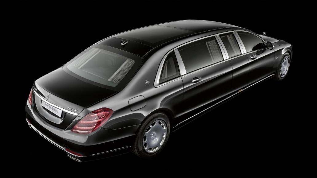 Mercedes-Maybach Pullman (2)