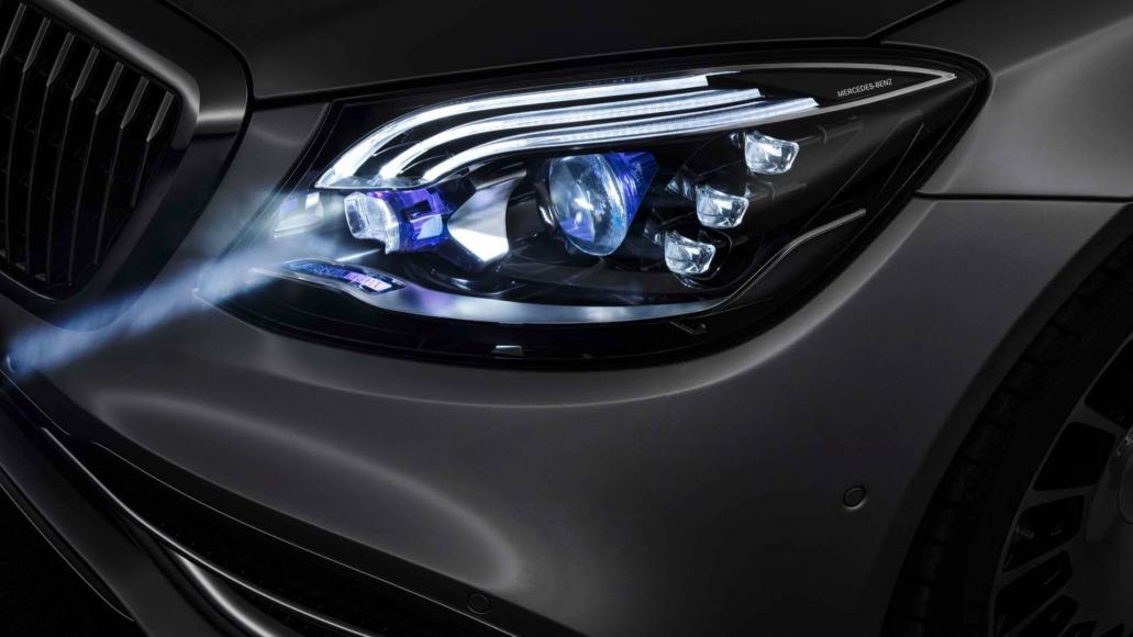 Mercedes Maybach smart headlights (6)