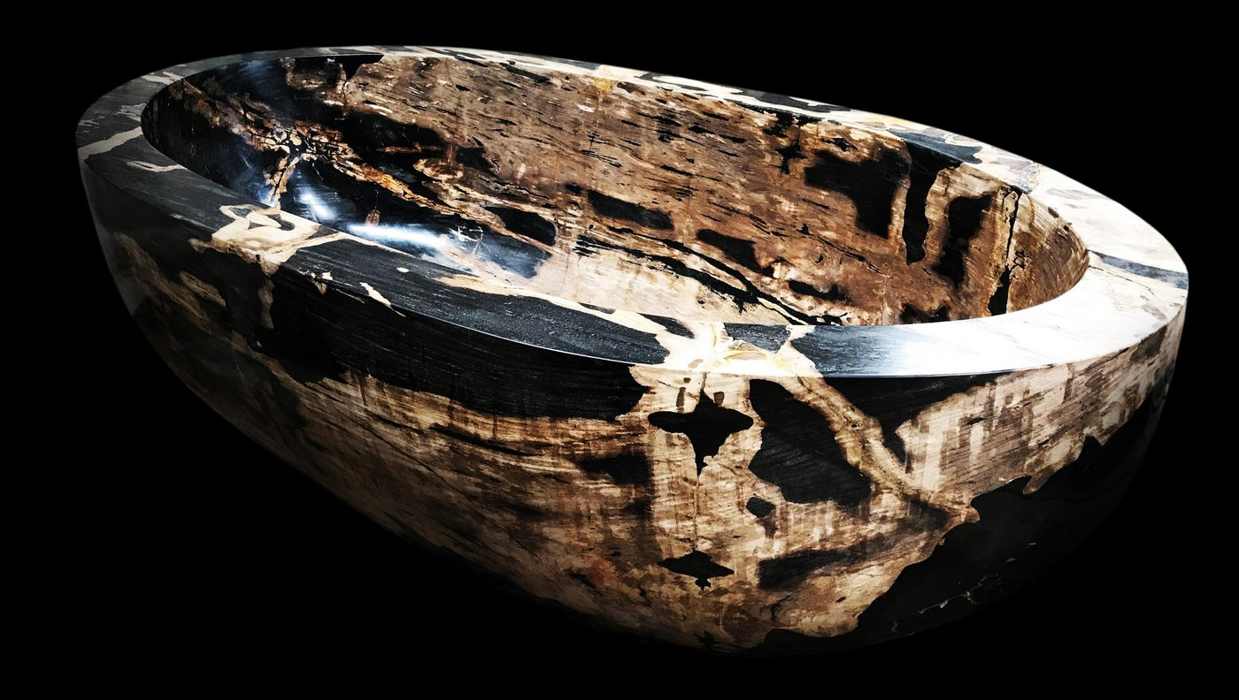 At $2 million, this is the most expensive bathtub in the world and its made from a special wood : Luxurylaunches