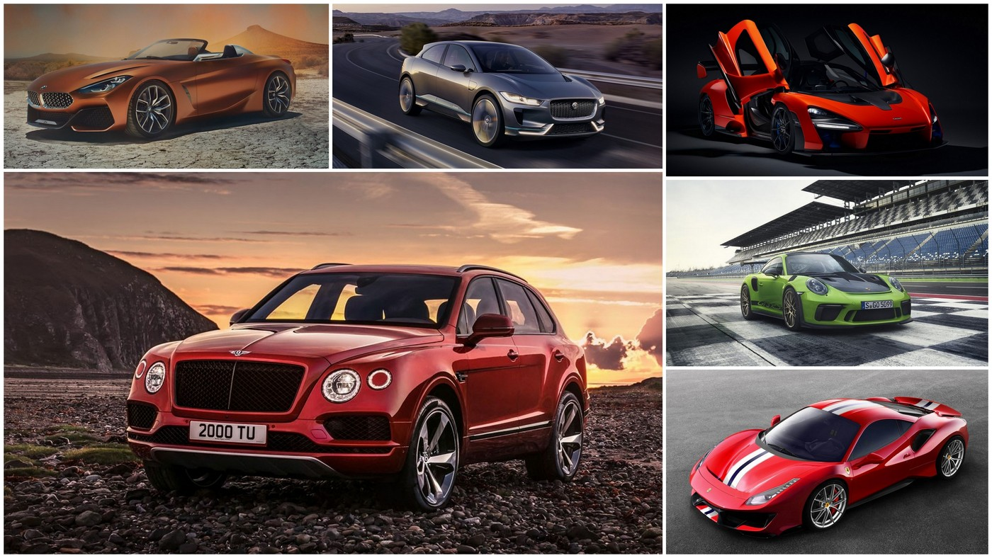 11 cars that have got us really excited for the 2018 geneva motor show - Geneva car show ...