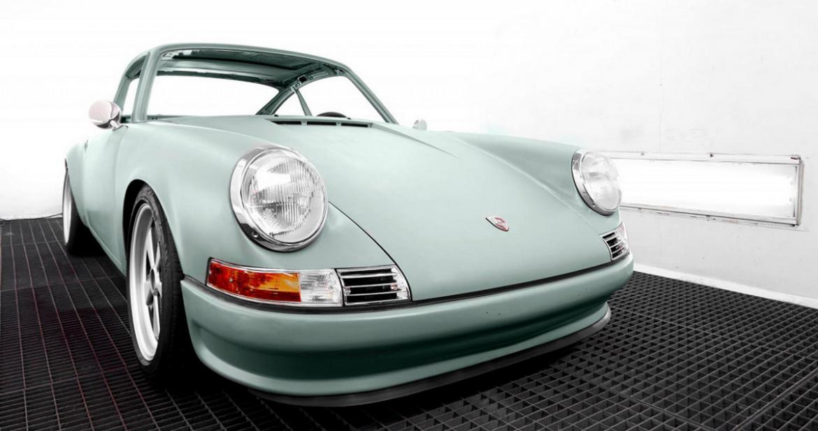 This Dutch company is turning old Porsche 911s into environment ...