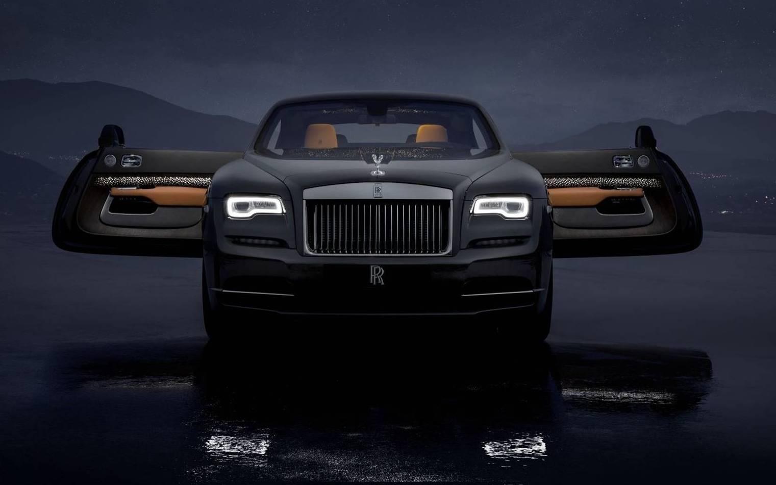 Rolls Royce New Car