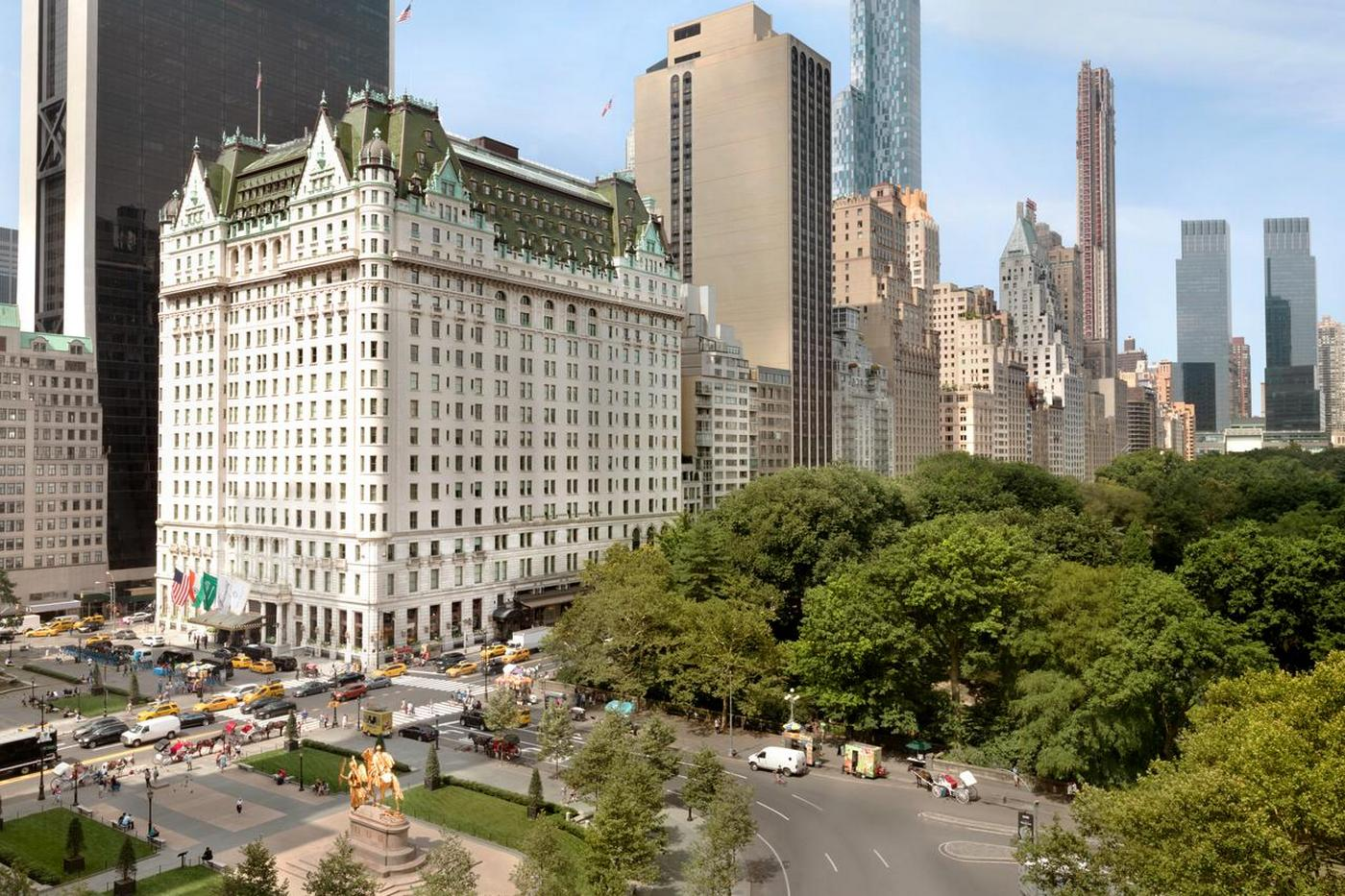7 the plaza new york luxurylaunches for Pet friendly hotels in nyc