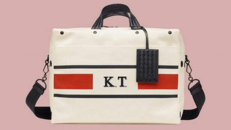 3f628a29e201 Bags from Bottega this season were designed specifically to accommodate  monograms. You ll find that many of the bags feature bold racing stripes  that help ...