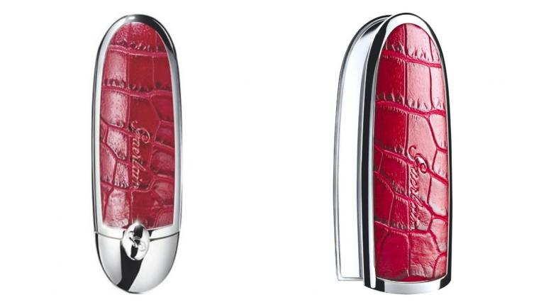 Guerlain Has Introduced The Rouge G A Chic New Lipstick