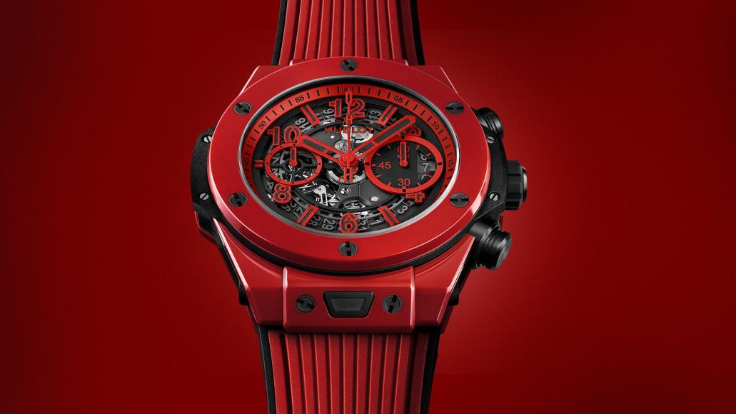 Hublot Big Bang Unico Red Magic (1)