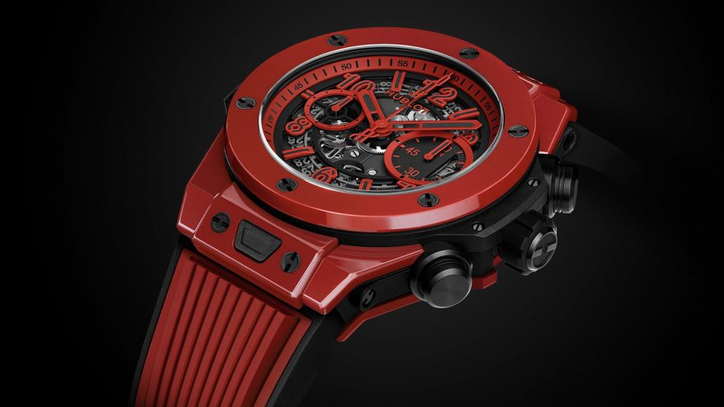Hublot Big Bang Unico Red Magic (3)