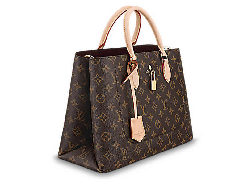 12928e9bb LL Armcandy of the Week: Louis Vuitton Flower Tote -