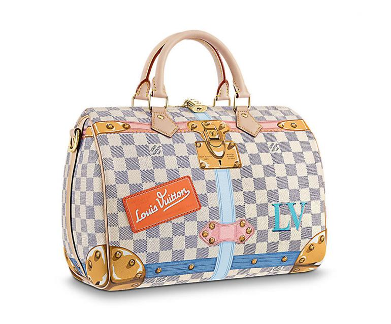 I can see any one of these bags being a great splurge item for the summer 3a789b7de7eb1