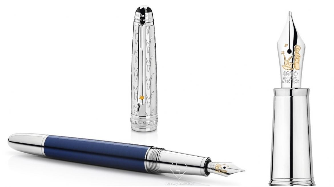 Montblanc Explores The Famous Story Of The Little Prince In Their