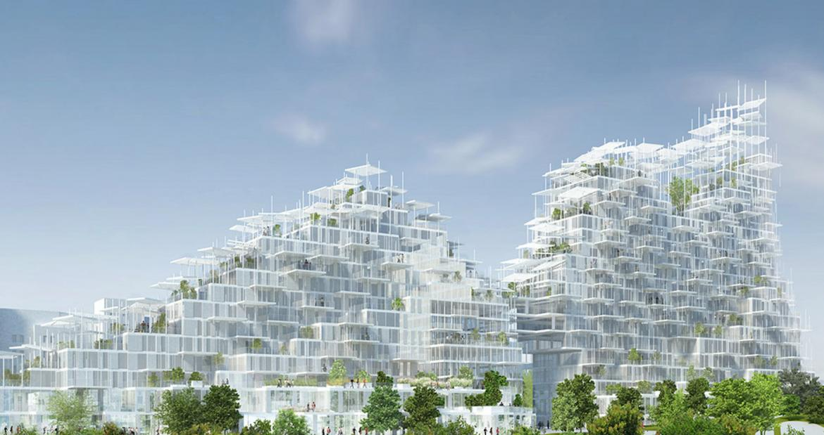 Check Out The Dramatic Plans For A Vertical Village In
