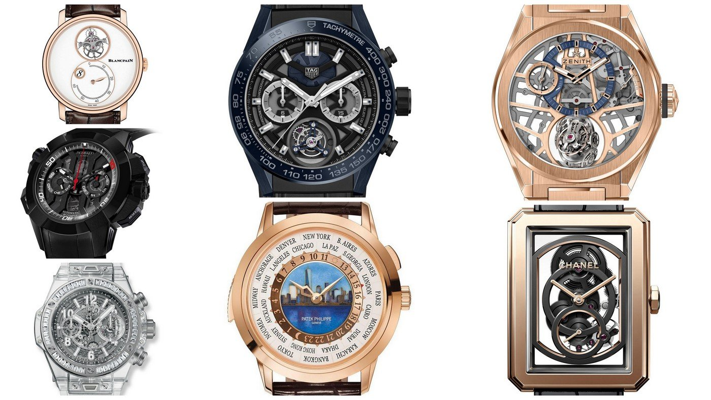 The 9 best men's watches from Baselworld 2018