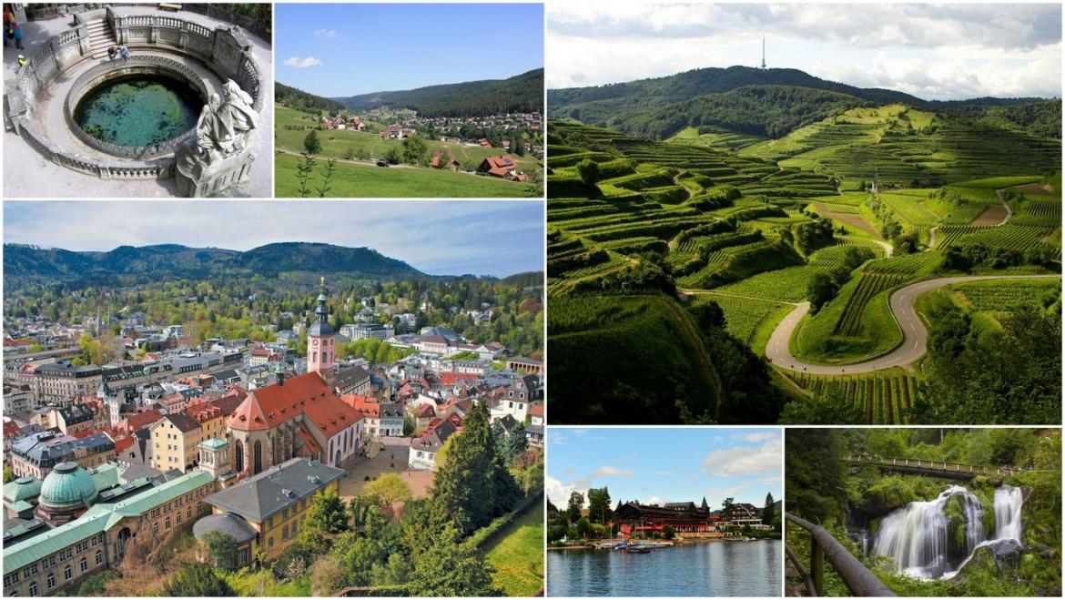 Many People Think Of Berlin Or The Neuschwanstein When They About Traveling To Germany These Are Wonderful Places Visit But Black Forest Has