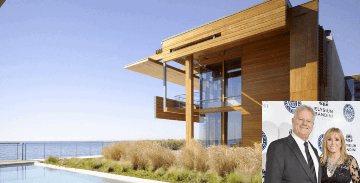 Take A Look At Michael Smith S New Malibu Beach Home That