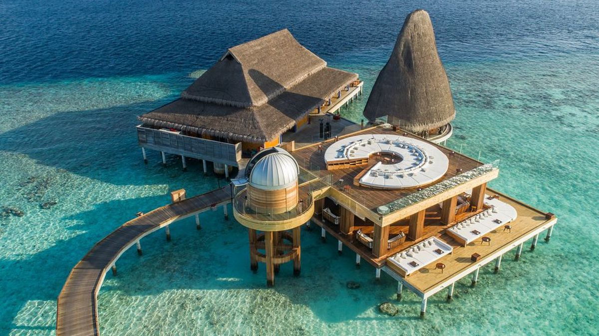 Take a look at the world's most Instagrammable hotel : Luxurylaunches