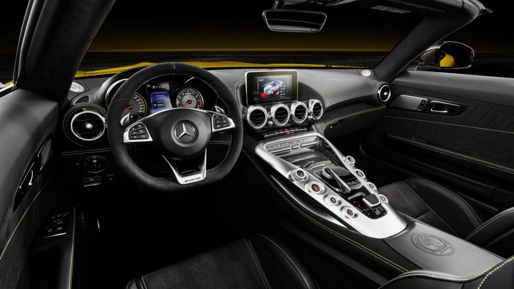 2019 Mercedes-AMG GT S Roadster (5)