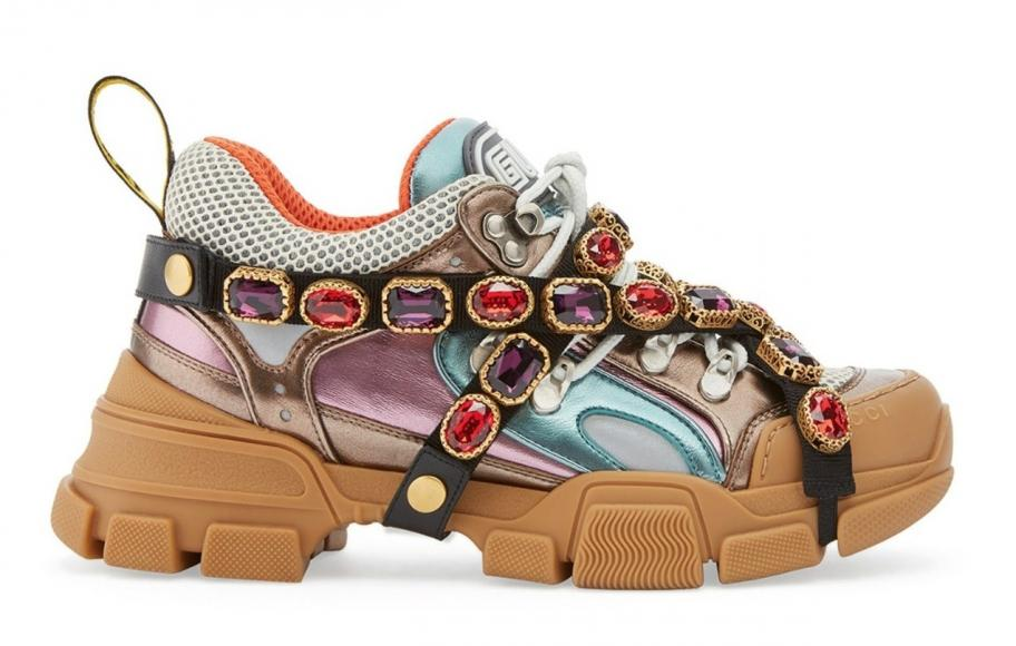 Gucci's $1400 chunky sneakers are not
