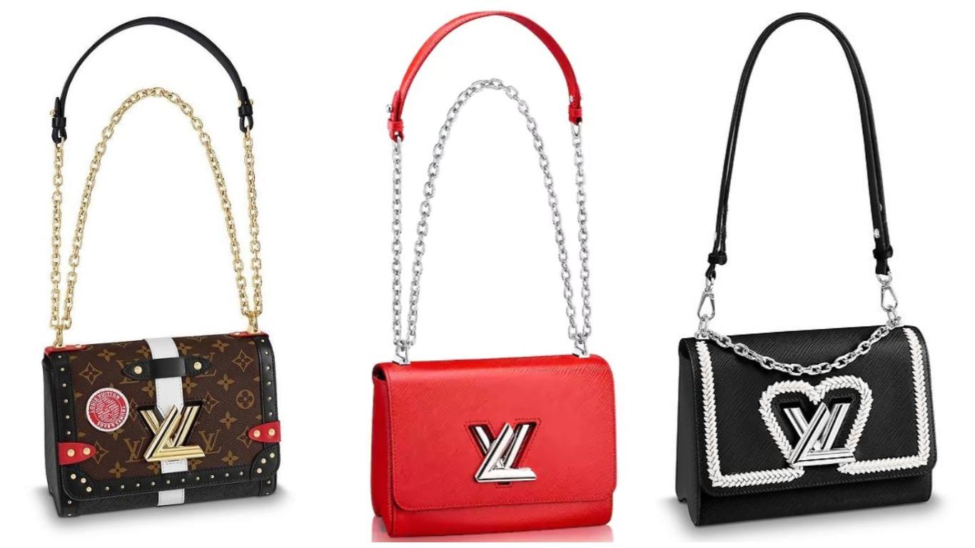 b1eec549e842 LL Armcandy of the week  Louis Vuitton Twist MM -
