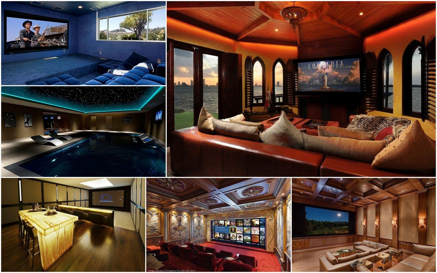 10 Most Luxurious Home Theater Setups In The World Luxurylaunches
