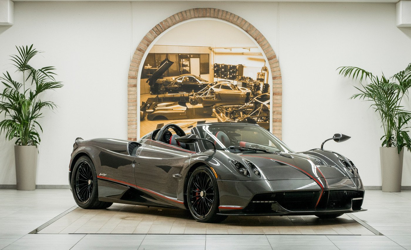 you can now lease a 2 4m pagani huayra hypercar for 25k per month. Black Bedroom Furniture Sets. Home Design Ideas