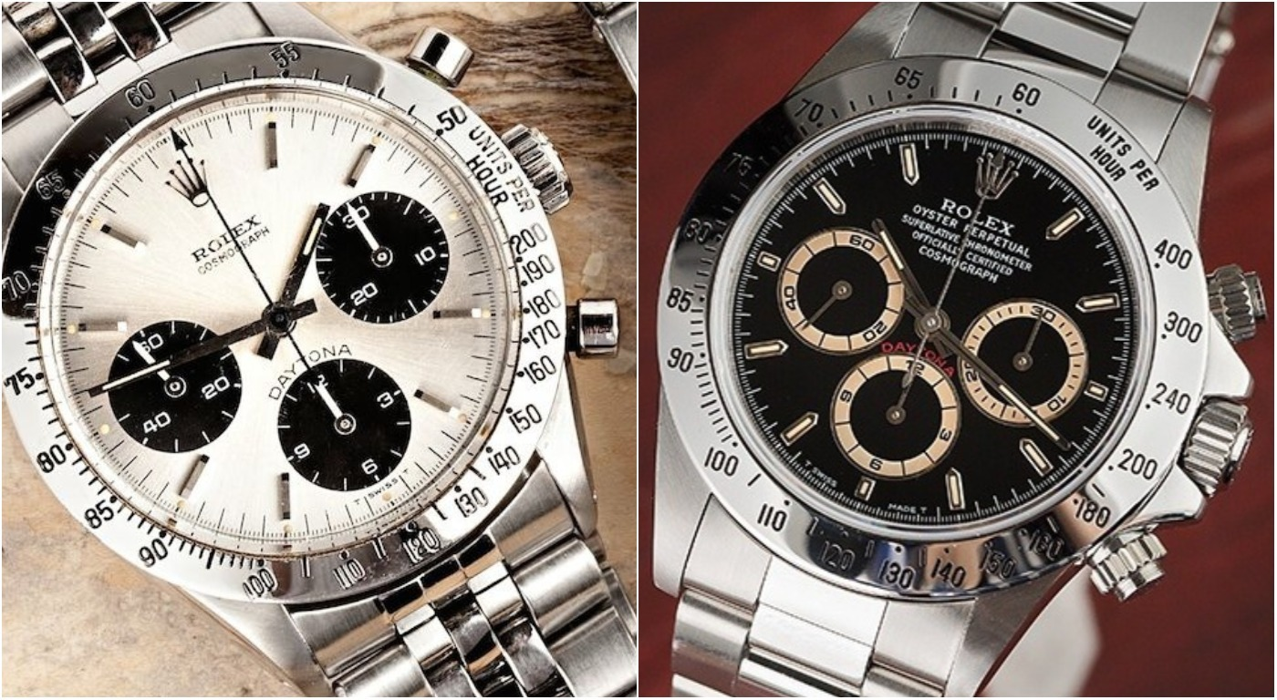 These 3 Rolex Daytona's will make for a worthy investment -