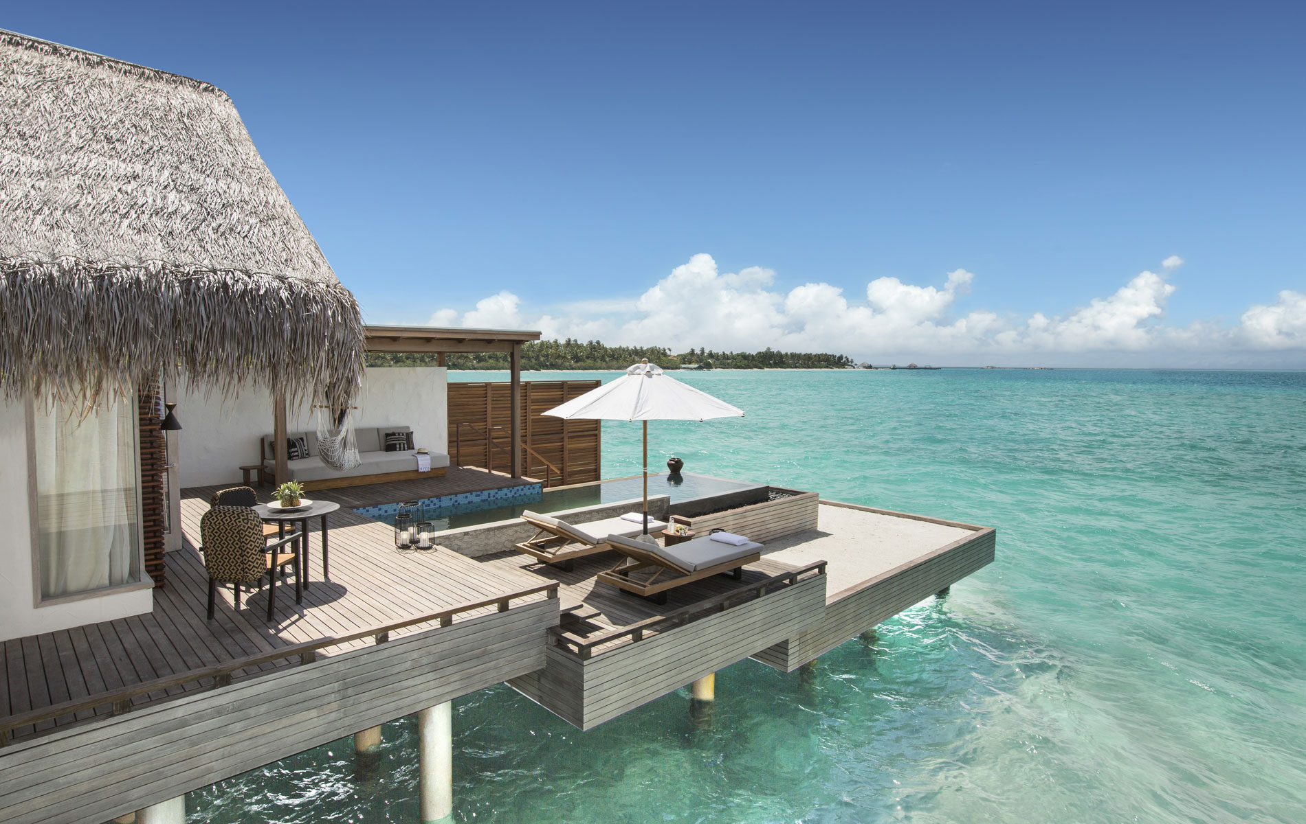 Fairmont has opened its first property in Maldives and it is simply stunning -