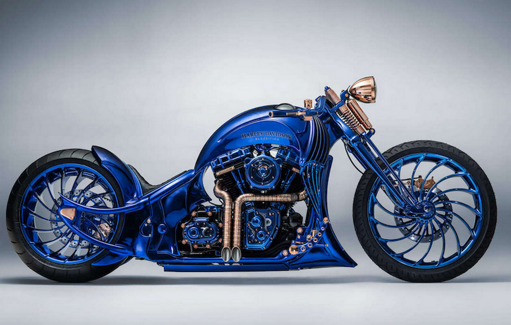 The coolest Harley Davidson motorcycles you will ever see