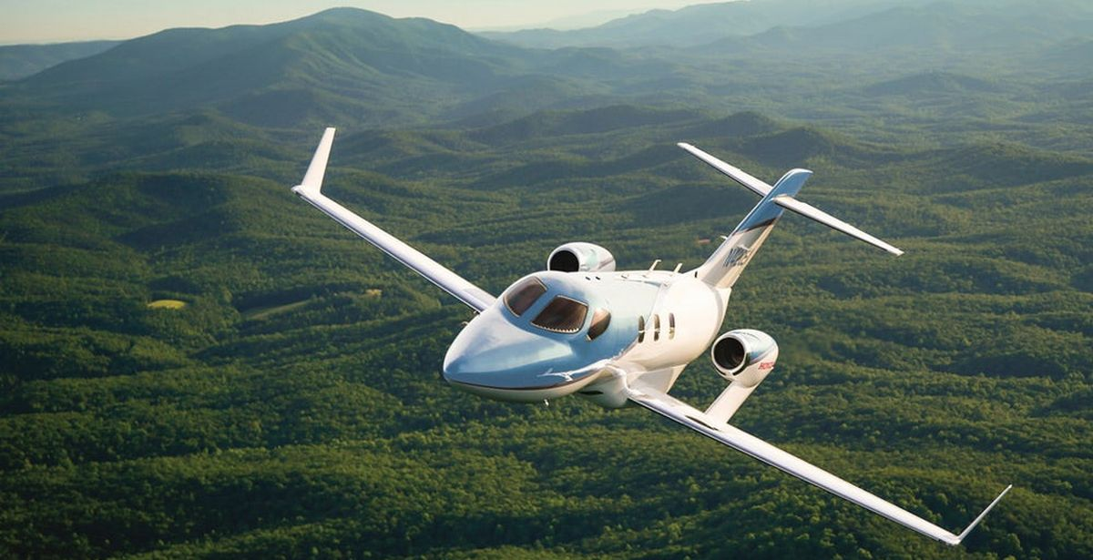 Honda Aircraft's new HondaJet Elite is quieter, greener and has improved range