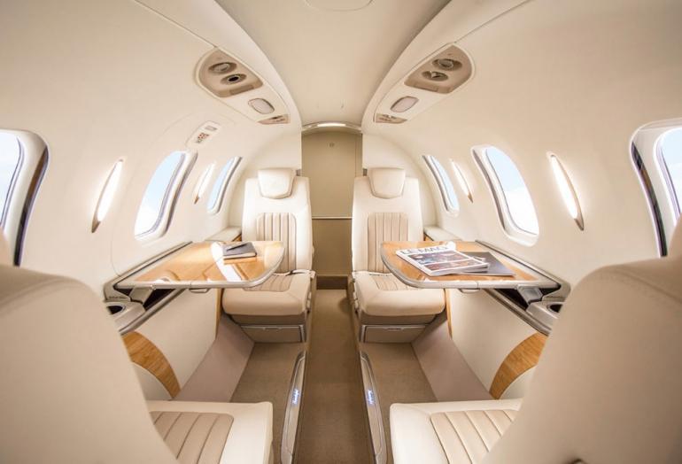 honda aircrafts  hondajet elite  quieter greener   improved range