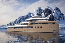 Superyacht Lady Moura turns twenty -