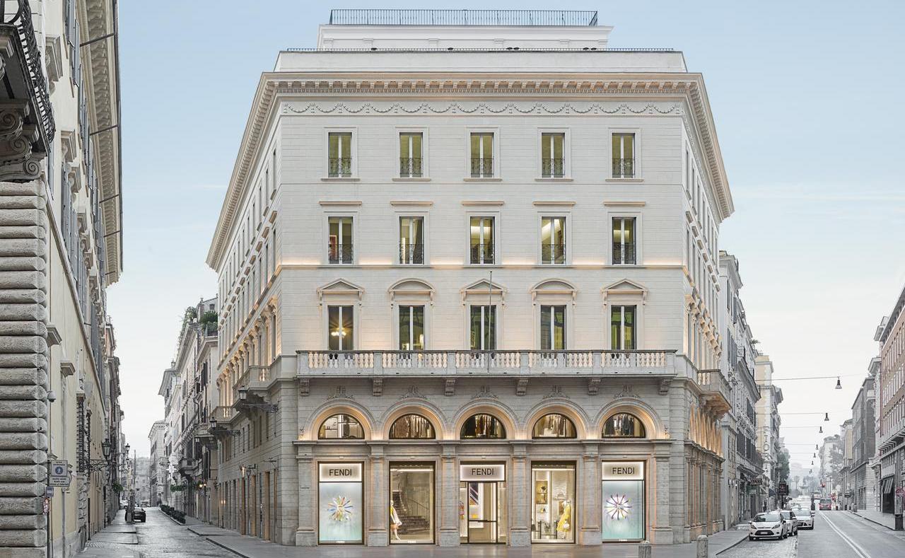 d20b7d8166a Take a look inside Fendi s ultra-chic hotel in Rome -