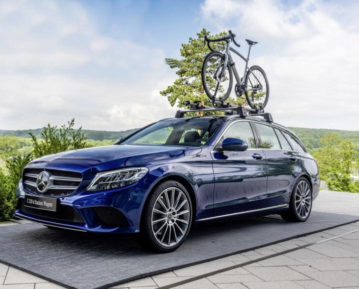 Mercedes-Benz kooperiert mit Rennrad-Spezialisten Argon 18: Sportliche Bikes mit exklusivem Design