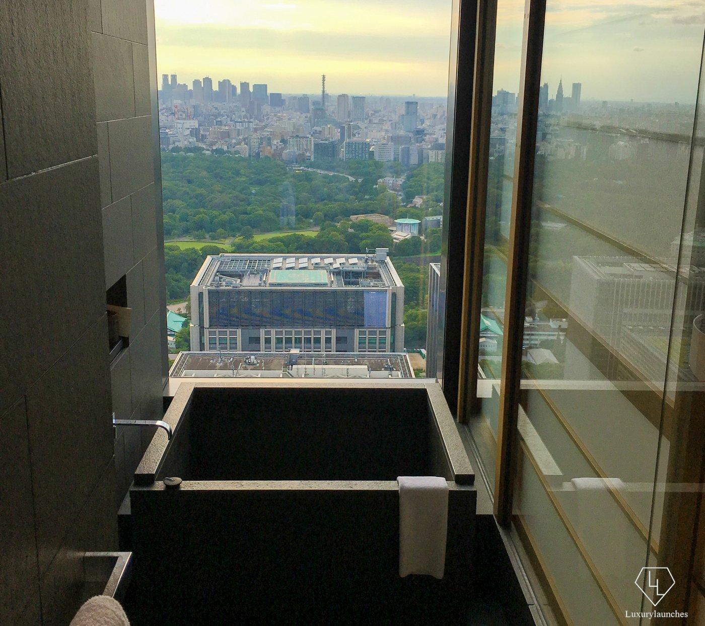 Hotel Review: Aman Tokyo, Japan