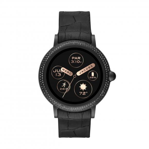 Marc Jacobs Debuts A Stylish Line Of Smartwatches Luxurylaunches