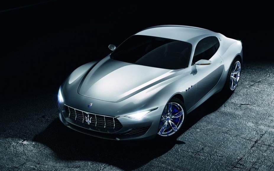 Maserati Alfieri concept (1)