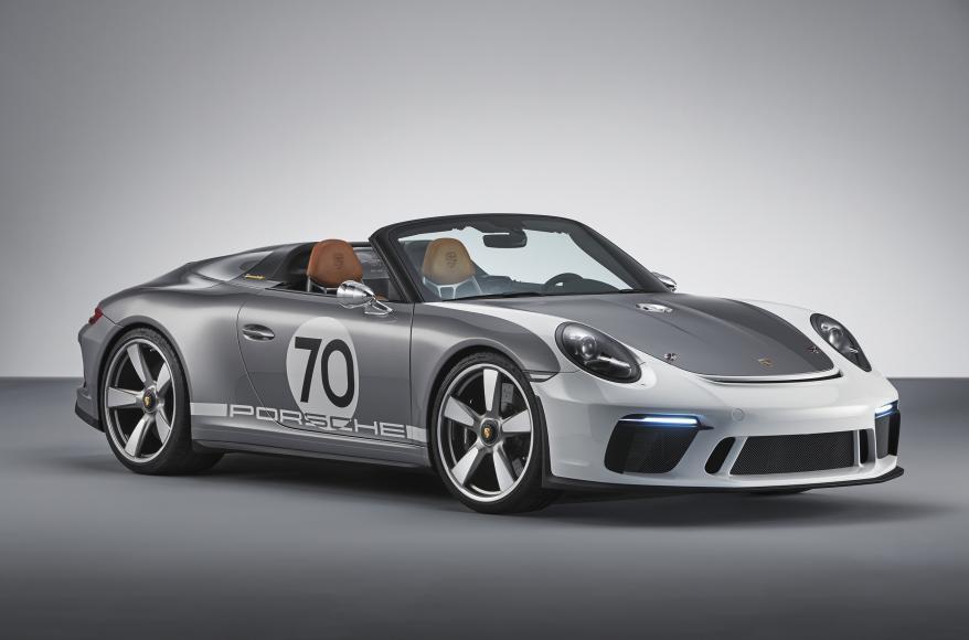 Porsche special 911 Speedster Concept (1)