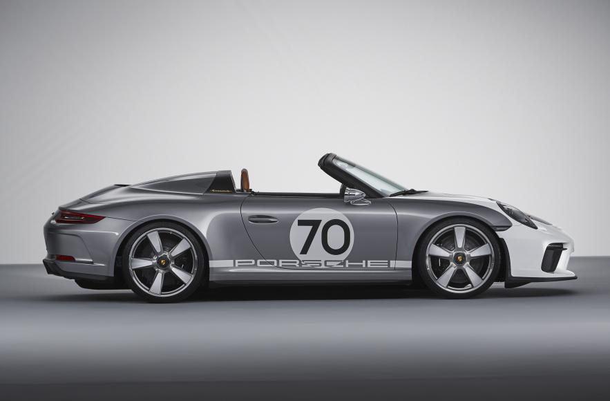 Porsche special 911 Speedster Concept (10)