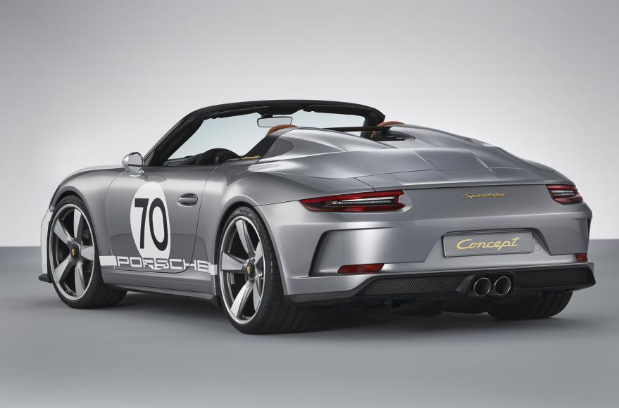 Porsche special 911 Speedster Concept (11)