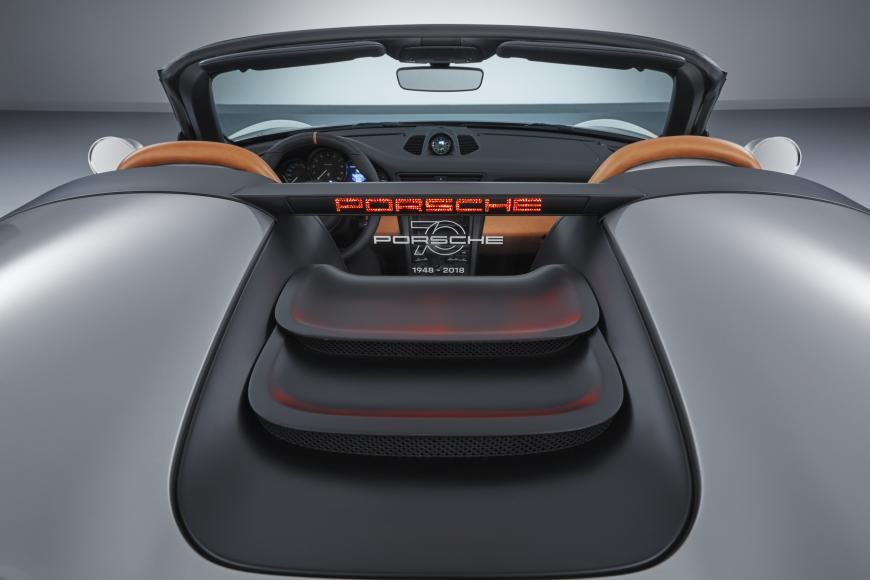 Porsche special 911 Speedster Concept (5)