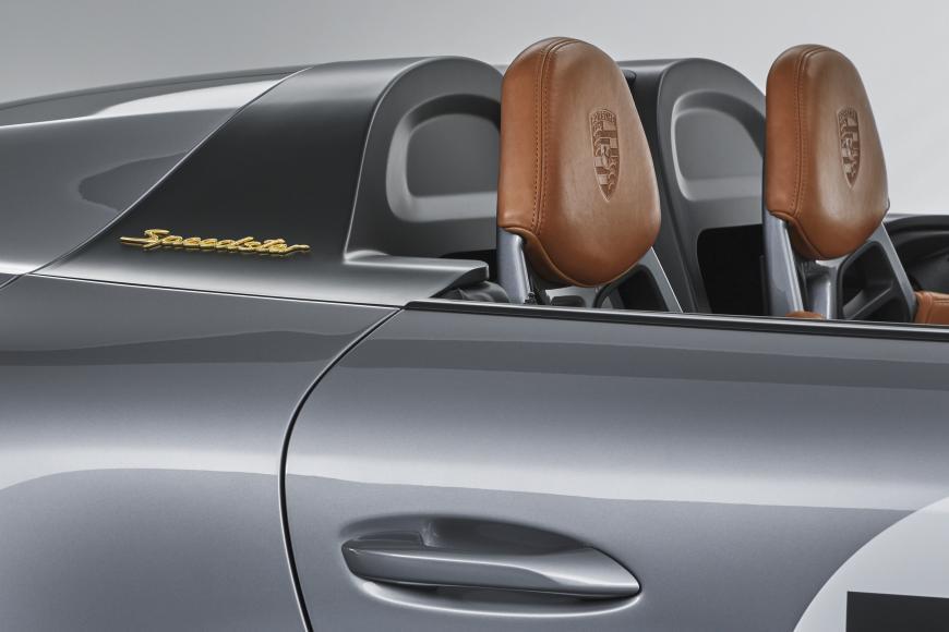 Porsche special 911 Speedster Concept (6)