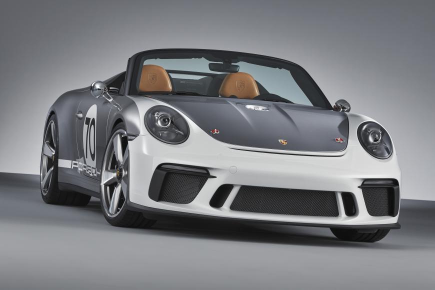 Porsche special 911 Speedster Concept (8)
